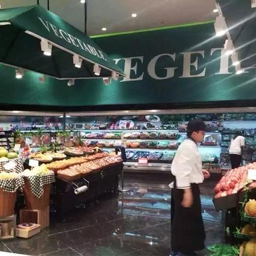 銅仁超市冷柜